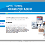 Carrier Rooftop Replacement